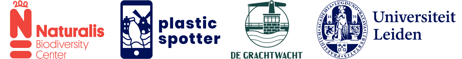 Naturalis Biodiversity Center, Leiden University, Plastic Spotter and De Grachtwacht